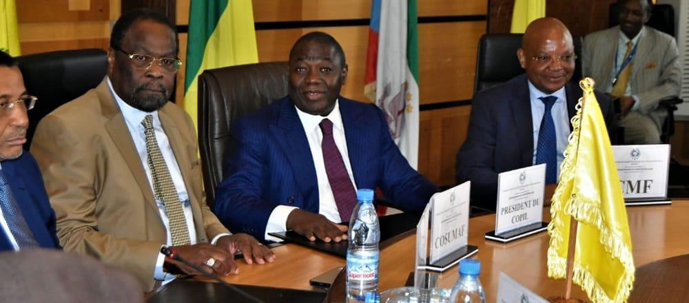 Signature de la convention d'unification COSUMAF/CMF