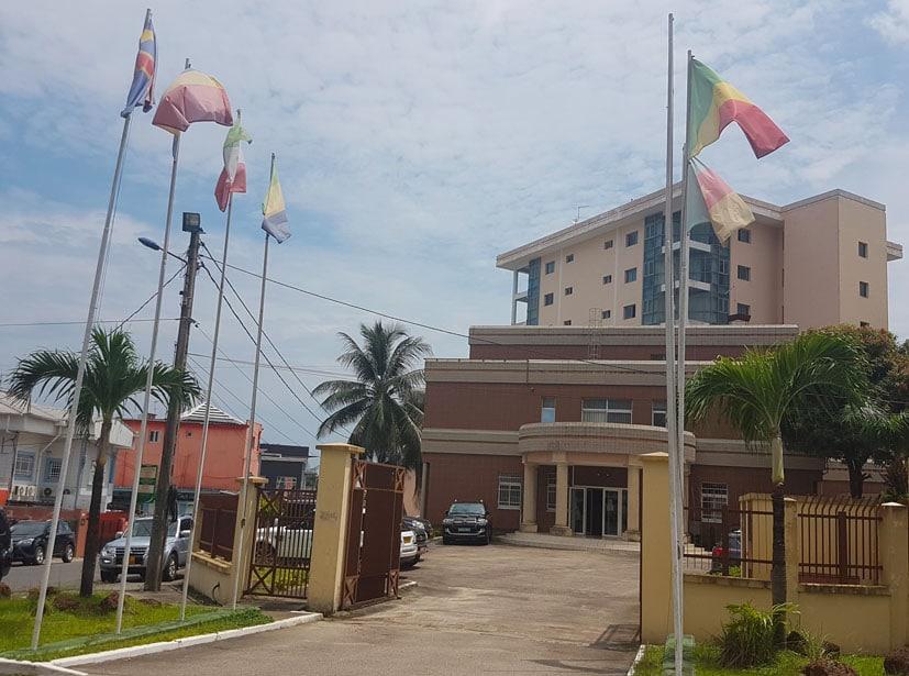 Le nouveau siège de la COSUMAF à Libreville