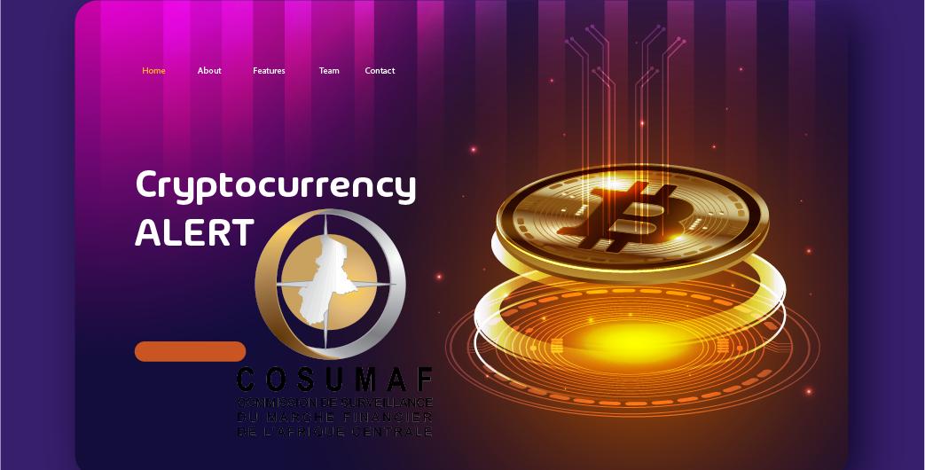 Alerte sur les communications d'offres de crypto-actifs